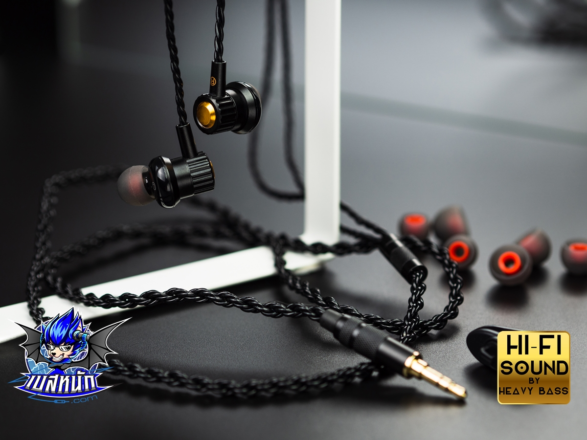 Project B2B (Back to The Basic) หูฟัง In-ear Modified งานระดับ มหาเทพ !!!(แถมฟรี หูฟังมะยม) V2