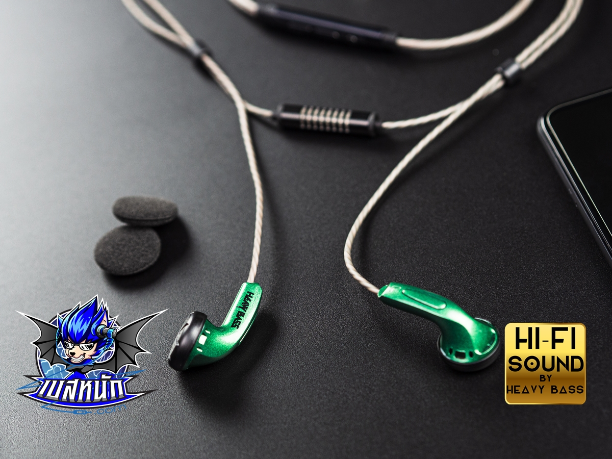 (Best Microphone Version)หูฟัง Earbud Projects
