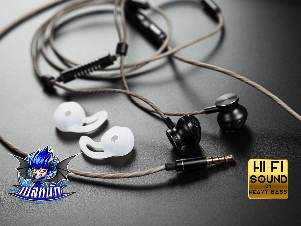 (Best Microphone Version) มะยม Bud อาลักษณ์ V.2 High pitch หูฟังสุด cool เสียงสุดเทพ คมชัดทุกตัวโน๊ต !! สลักชื่อได้